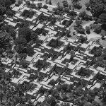 6 - Villaggio turistico Valtur ad Isola Capo Rizzuto (KR); con L. Anversa (coordinatore), V. Quilici e C. Maroni. Premio IN/ARCH Calabria 1969 - Vista aerea