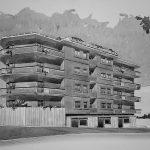 11 - Edificio residenziale plurifamiliare in via Virgilio, Albano Laziale (RM) - Vista prospettica esterna