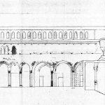 11 -  Rilievo e progetto di restauro della Chiesa del Crocifisso ad Amalfi (SA); con prof. R. Bonelli (capogruppo) e altri - Sezione