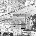 """11 - Piano di ammodernamento e sviluppo a Medio e Lungo Termine, Aeroporto """"L. Da Vinci"""", Fiumicino (RM), per ADR - Planimetria generale"""