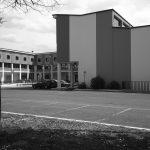 """10 - Edificio polifunzionale """"La Triade"""" a via Longarina, Guidonia Montecelio (RM) - Vista esterna"""