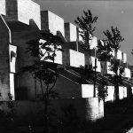 12 - Villaggio turistico Valtur ad Ostuni (BR); con L. Anversa (coordinatore), V. Quilici e C. Maroni. Premio nazionale IN/ARCH 1969 - Vista esterna