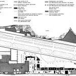 """12 - Piano di ammodernamento e sviluppo a Breve e Medio termine, Aeroporto """"G. B. Pastine"""", Ciampino (RM), per ADR - Planimetria generale"""