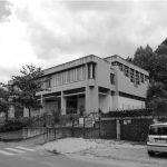 12 - Edificio della Pretura Mandamentale, Poggio Mirteto (RI) - Vista esterna