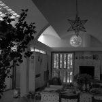 12 -  Casa unifamiliare ad Albano (RM); con F. Dinelli - Vista interna