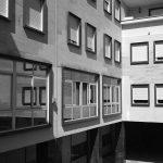 12 - Edificio polifunzionale in viale Roma, Guidonia Montecelio (RM) - Vista della corte interna