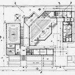 15 - Complesso parrocchiale di S. Giuseppe Moscati, Roma - Planimetria generale
