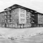 15 - Edificio residenziale plurifamiliare in via Virgilio, Albano Laziale (RM) - Vista prospettica esterna