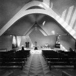 13 - Complesso parrocchiale di S. Giuseppe Moscati, Roma - Vista interna