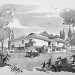 16 - Villa unifamiliare a San Donà di Piave (VE) - Vista prospettica esterna