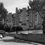 16 - Complesso residenziale nel PdZ Prima Porta, Roma, per IACP; progetto CoPER, con G. Calza Bini e altri - Vista esterna