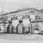 """17 - Villa unifamiliare nel  complesso residenziale """"Monte Gentile"""", Ariccia (RM) - Vista prospettica esterna"""