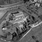 16 - Villa trifamiliare in loc. Livitello, Montopoli di Sabina (RI), per Soc. Costruzioni Edili Reali & C. Srl - Vista aerea