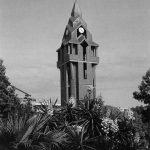 17 -  Adeguamento e ristrutturazione con realizzazione del nuovo campanile della Parrocchia del Cuore Immacolato di Maria, Andora (SV) - Vista esterna