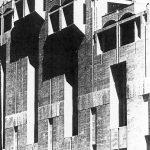 19 - Hotel Sheraton a Damasco (Siria), per Soc. Turismo 80 - vista esterna di dettaglio