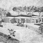 20 - Villa unifamiliare a Vigonza (PD) - Vista prospettica esterna