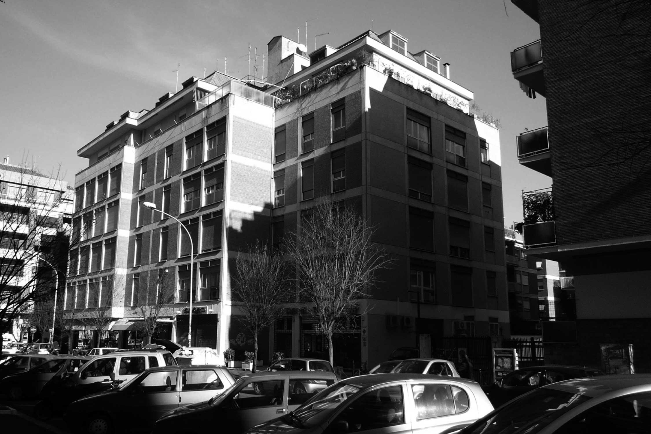 Docci mario ordine degli architetti di roma for Roma ordine architetti