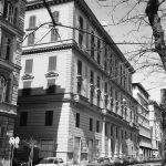 22 - Restauro di edificio per uffici del Crediop in via XX Settembre, Roma - Vista esterna