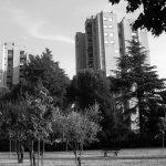 24 - Quattro edifici a torre per complessivi 112 alloggi nel PdZ Cesura Le Grazie, Terni, per Coop. Astra; progetto CoPER - Vista esterna