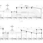22 - Complesso parrocchiale della Divina Misericordia a S. Bartolomeo a Mare (IM) - Sezioni