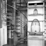 25 - Ristrutturazione e arredamento di casa De Luca, Roma - Vista interna di dettaglio