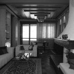 25 - Ristrutturazione abitazione dott. Marino in via G. Mazzini, Cerignola (FG) - Vista interna