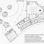 26 - Complesso parrocchiale di S. Lucia a Pontestorto, Castelnuovo di Porto (RM) - Planimetria generale