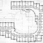 29 - Motel AGIP nel Comune di Duino-Aurisina (TS); progetto CoPER - Pianta piano tipo