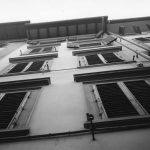 28 - Risanamento, restauro conservativo e arredo del 1° e 2° piano di palazzina in via dei Servi, Firenze - Vista esterna