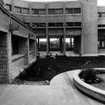 27 - Motel AGIP nel Comune di Duino-Aurisina (TS); progetto CoPER - Vista della corte