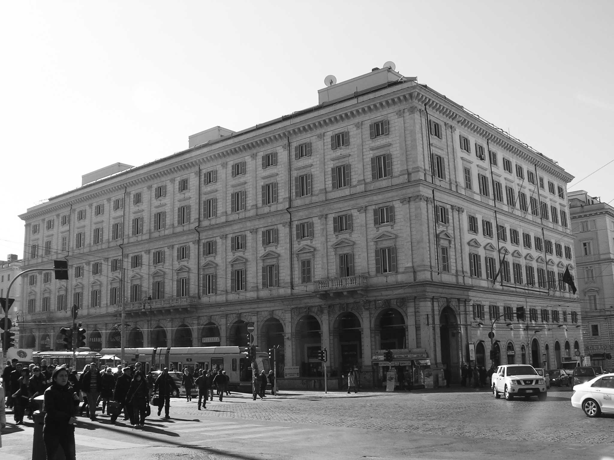 Bodini massimo camillo ordine degli architetti di roma for Roma ordine architetti