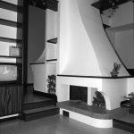 33 - Villa dott. Enzo Palazzo in loc. Torricelli, Cerignola (FG) - Vista interna di dettaglio