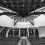 30 - Complesso parrocchiale di S. Pio da Pietrelcina, Castel del Piano (PG) - Vista interna