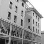 39 - Piano di Recupero ed edifici  UMI C7 e UMI H22 a destinazione residenziale e commerciale nel PdR dell'ex area Fiat, Firenze - Novoli - Vista esterna