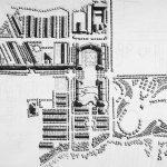 36 - PP di Rocca Fiorita, Roma; coordinamento scientifico - Planimetria