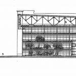 38 - Nuova sede della Guarda Costiera - Ammiragliato, Trieste - Sezione