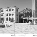 43 - Edificio residenziale ACLI e nuova sede dell'ADI nel Piano Integrato di Intervento dell'ex area Enel Porta Volta - Isolati 3 e 1, Milano - Render