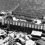 40 - Nuova sede della Guarda Costiera - Ammiragliato, Trieste - Vista aerea del cantiere