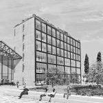 44 - Edificio P per uffici nel Piano Integrato di Intervento dell'ex area Enel Porta Volta - Isolato 1, Milano - Render