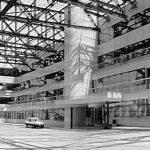41 - Nuova sede della Guarda Costiera - Ammiragliato, Trieste - Vista interna