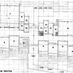 6 - Scuola elementare e media a Tor San Lorenzo, Ardea (RM); con D. Ciocca - Pianta piano terra