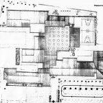 6 - stituto Tecnico Industriale a Palestrina (RM), per Provincia di Roma - Planimetria generale