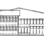 7 - stituto Tecnico Industriale a Palestrina (RM), per Provincia di Roma - Prospetto