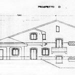 10 - Villa a Monterosi (VT) - Prospetto