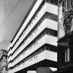 10 - Edificio per uffici e commercio in via Cicerone, Roma - Vista esterna