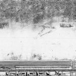 10 - Progetto di riqualificazione di piazza dei Cinquecento e delle Terme di Diocleziano, Roma, per Soprintendenza Archeologica di Roma; con A. Di Noto e G. Milani - Prospetto verso la Stazione Termini