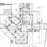 10 - Villa unifamiliare per abitazione e studio medico in via del Viminale, Taurianova (RC) - Pianta piano terra