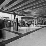 14 - Intervento di restyling della stazione ferroviaria di Savona, per Centostazioni SpA - Vista interna
