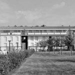 21 - Recupero edilizio per complesso residenziale nell'area dell'ex Caserma Mazzini a Lucca, per Polis SpA; con L. Lucchesi, R. Magagnini, C. Pediconi e G. Ricci - Vista esterna