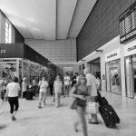 19 - Intervento di restyling della stazione ferroviaria di Padova, per Centostazioni SpA - Vista interna